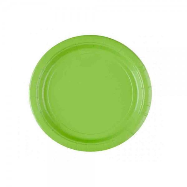 Diese stabilen Teller passen zu vielen Theman, z.B. Kindergeburtstag Dschungel