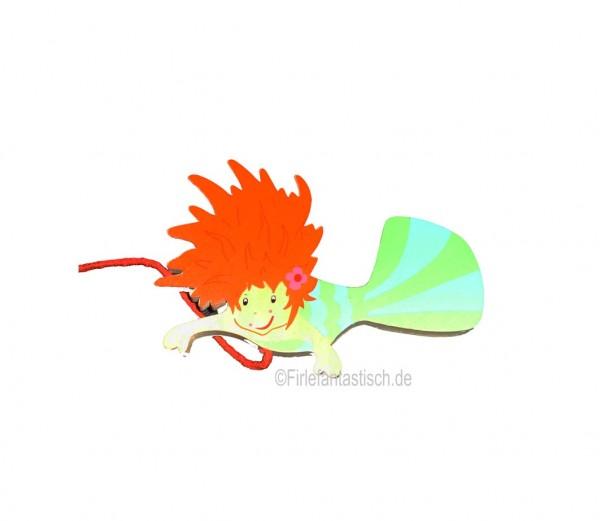 Memo-Leine Meerjungfrau