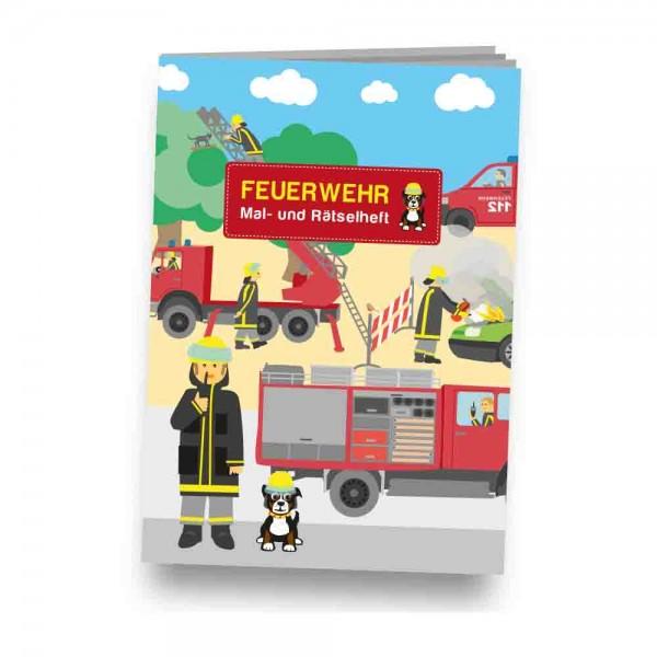 Lustiges Mitgebesel für die Feuerwehrparty