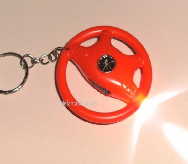Schlüsselanhänger Lenkrad
