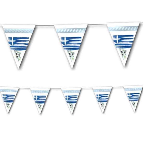 Griechenland Wimpelkette