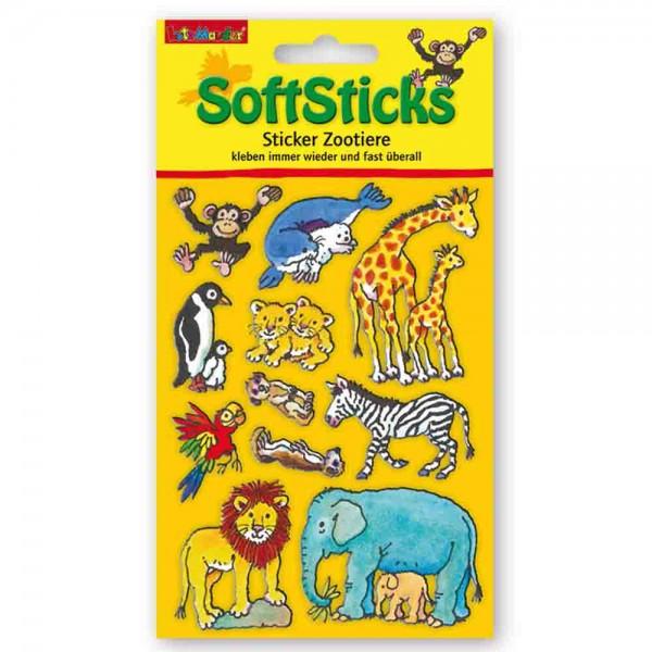 SoftSticks Zootiere