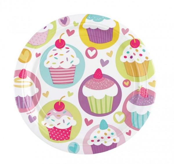 Cupcake-Teller