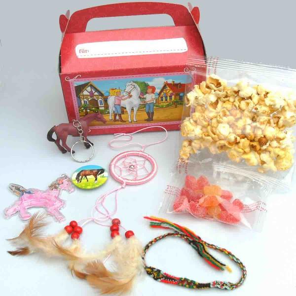Tragebox mit jeder Menge Überraschungen für Mädchen