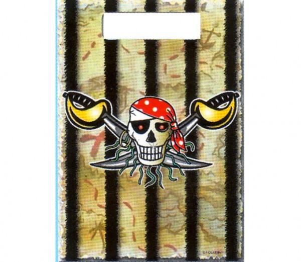 Geschenketüten Roter Pirat