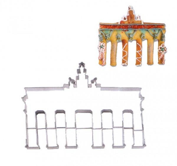 Keksausstecher Brandenburger Tor
