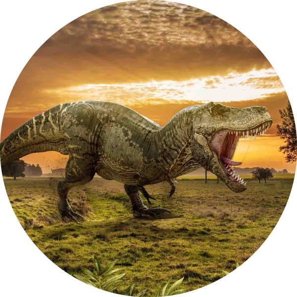 Tortenaufleger Dinosaurier