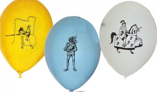 Ritter-Luftballons 8St.