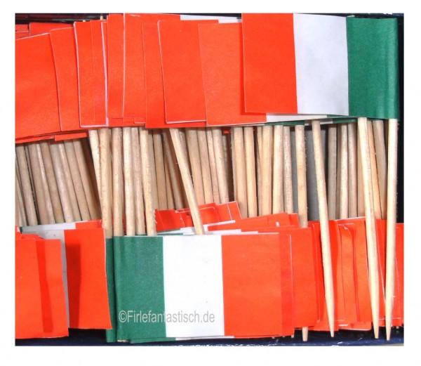 Flaggenpicker Italien 50St.
