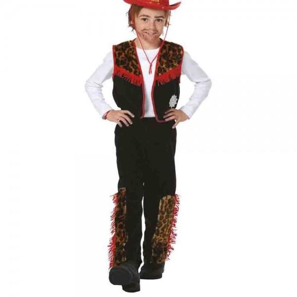 Cowboy Kostüm Bill 2tlg.