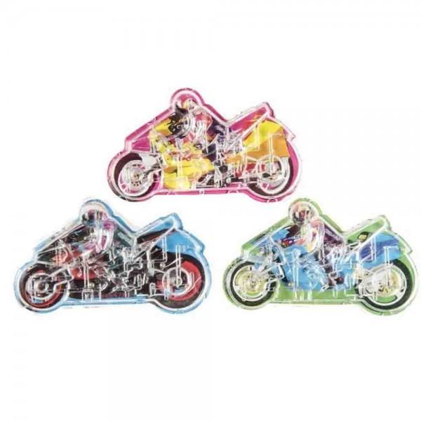 Geduldspiel Motorrad