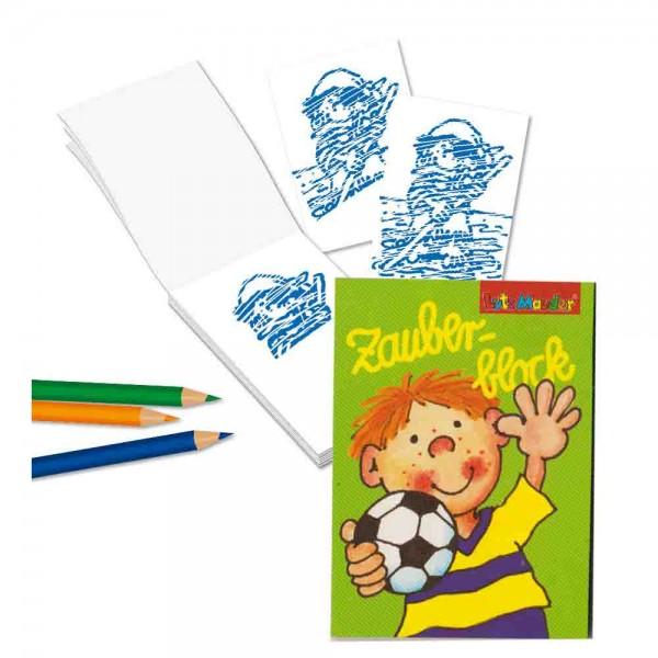 Zauberblock Fußball