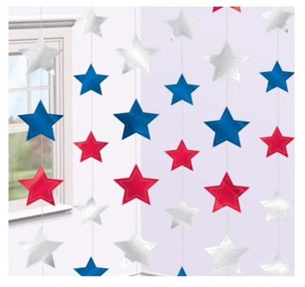 Dekoration für dei Amerika Party