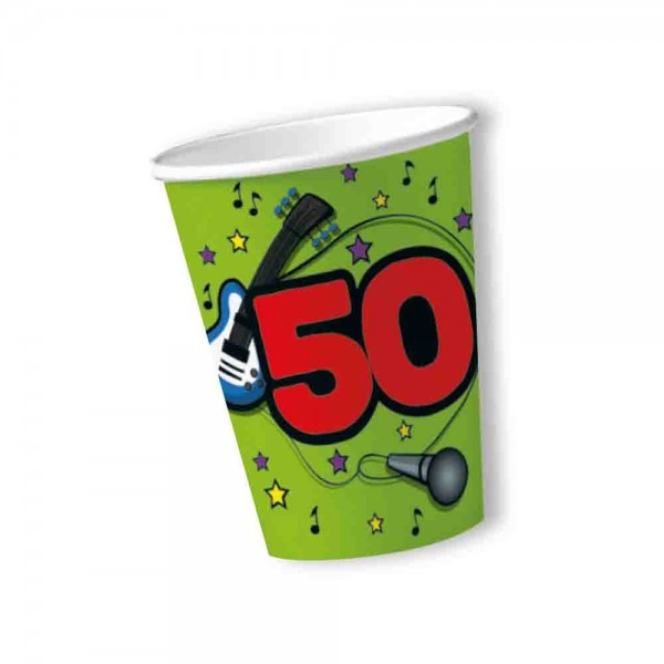 Becher Rockparty 50
