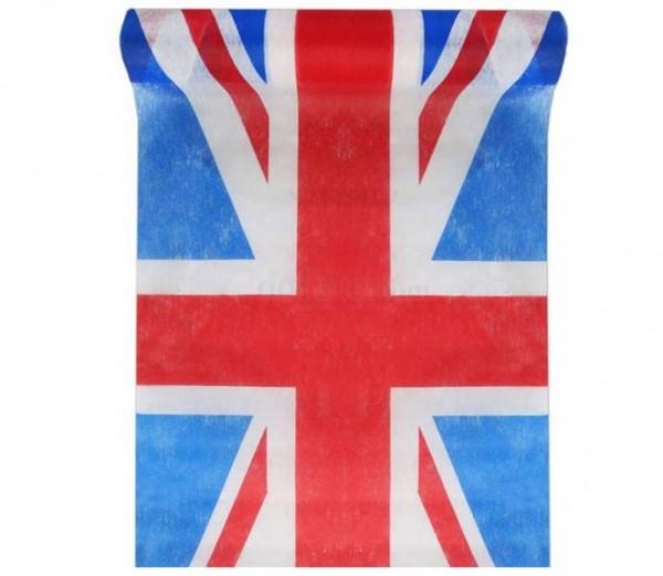 Tischläufer England 5m