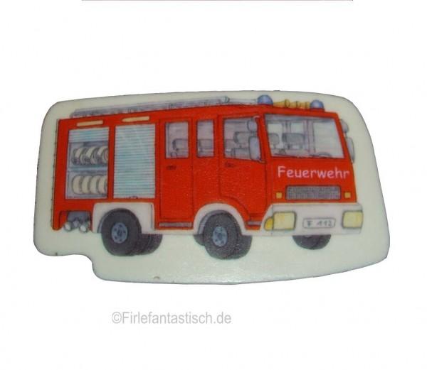 Feuerwehr-Radiergummi