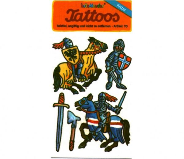 Ritter-Tattoo