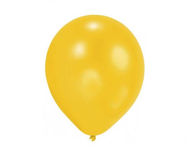 Ballons Gelb 8St.