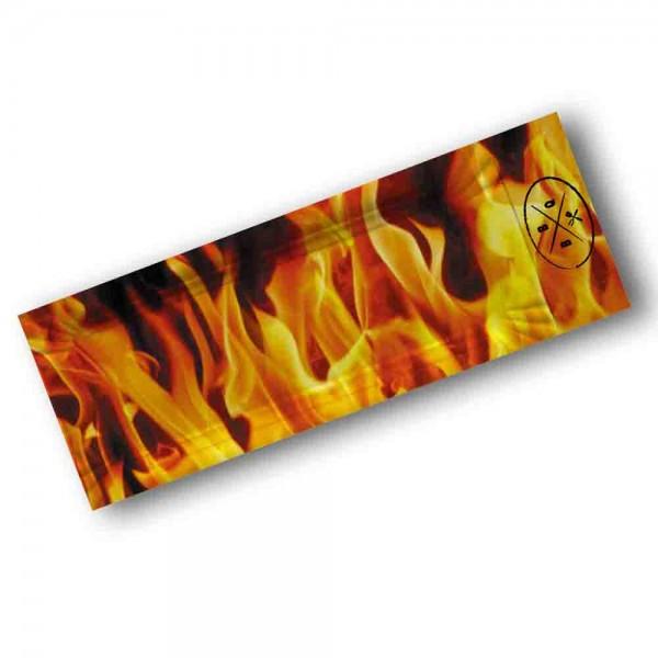 Wurstpappe Flammen 10St.