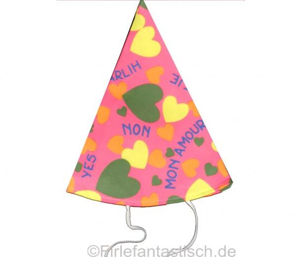 Clowns-Mütze MonAmour