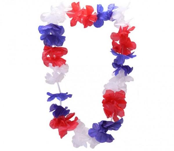 Blumengirlande Frankreich