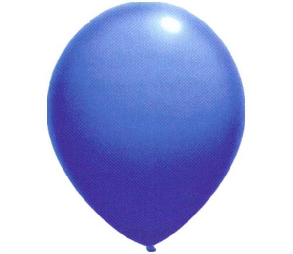 Ballons Blau 8 Stück