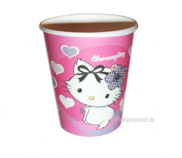 Charmmykitty-Becher