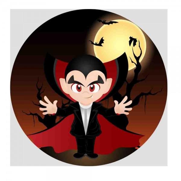 Tortenaufleger Dracula