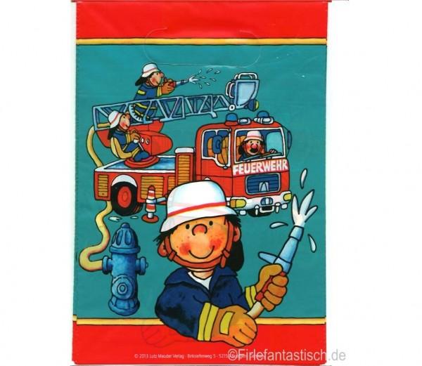 Geburtstagstüten Feuerwehrmann