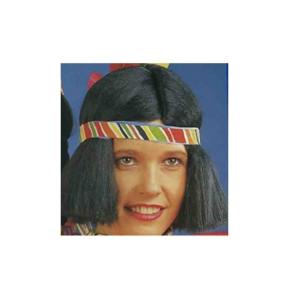 Indianer-Perücke Erw.