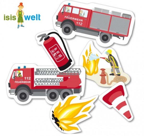 Feuerwehr-Konfetti XXL
