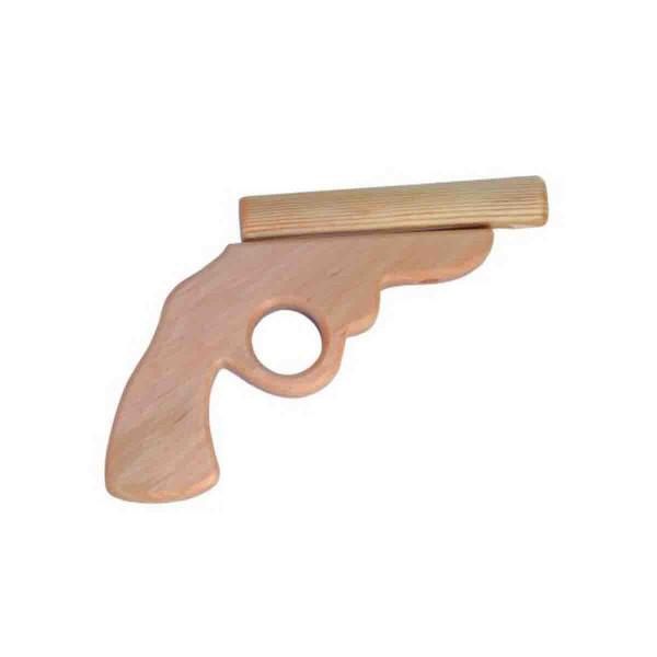Pistole Ranger aus Holz geölt