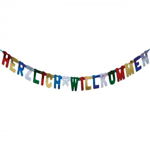 Herzlich-Willkommen-Banner