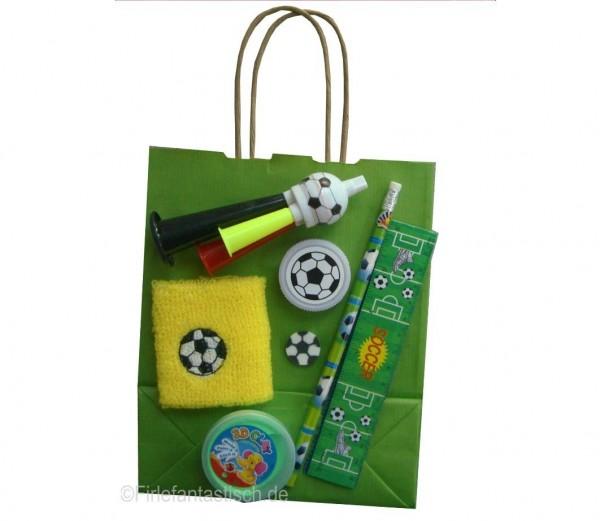 Fußball Mitgebsel-Set 5tlg.