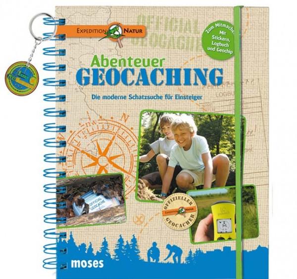 Buch Abenteuer Geocaching
