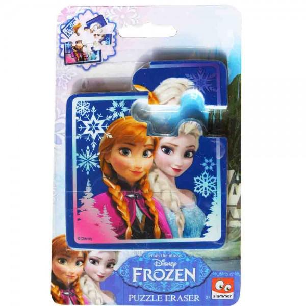 Frozen Puzzle Radierset