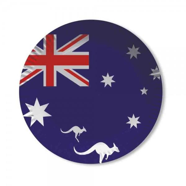 Australien Teller