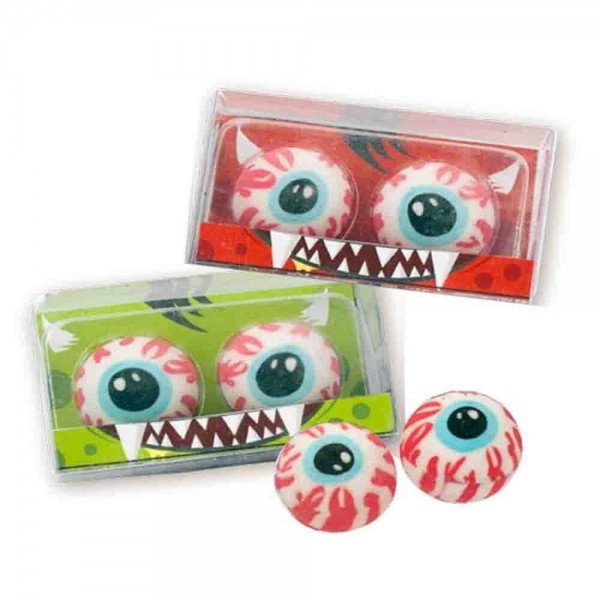 Radiergummi Monsteraugen 2St.