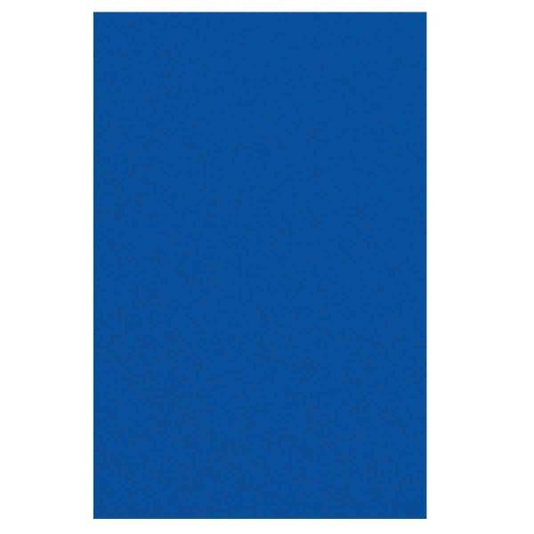 Blaue-Tischdecke