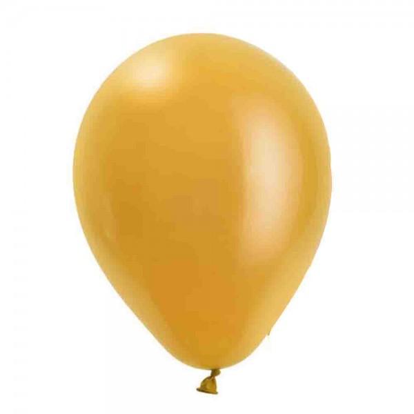 Ballons Gold