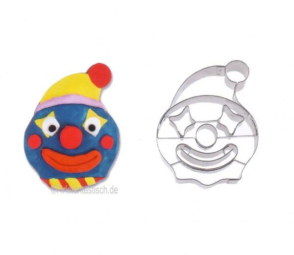 Keksausstecher Clown