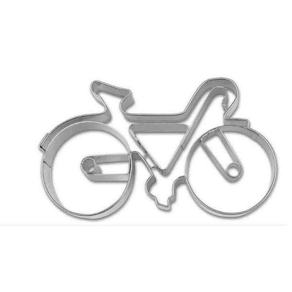 Keksausstecher Fahrrad