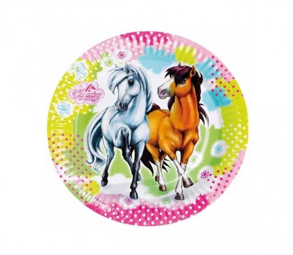 Charming Horses Teller