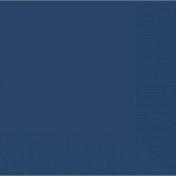 Blaue Servietten passen zu viele Themen