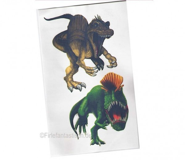 Dino Mega Tattoo