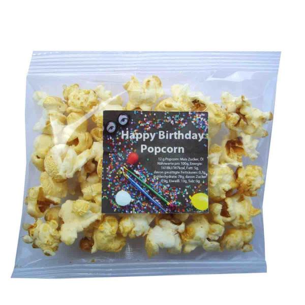 Leckeres Popcorn für den Kindergeburtstag, 10 Tütchen