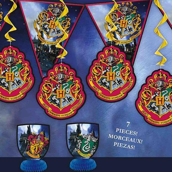 Harry Potter Dekorations-Set