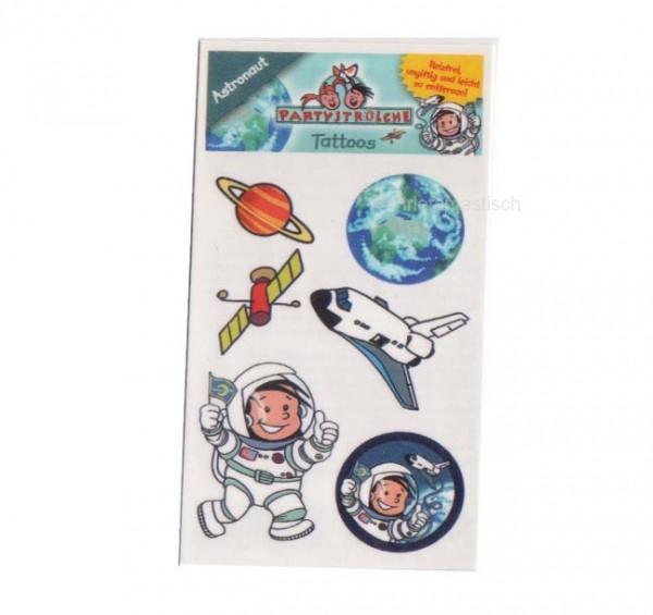 Tattoo Astronaut Flo