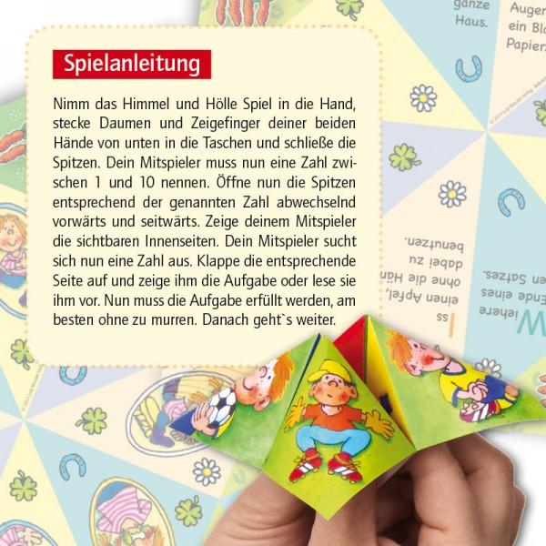 Himmel und Hölle Spiel Ponyhof 8St.