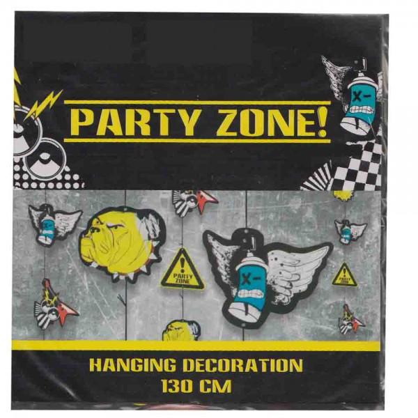 Party-Zone Hängedekoration